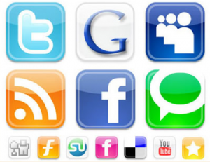 Social Media plays a part in marketing your rental properties