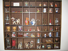 display your collection - antiques