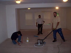 deep-clean your carpet in your oakville rental apartment