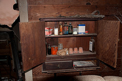 medicine cabinets, clean out medicine cabinets, london rentals